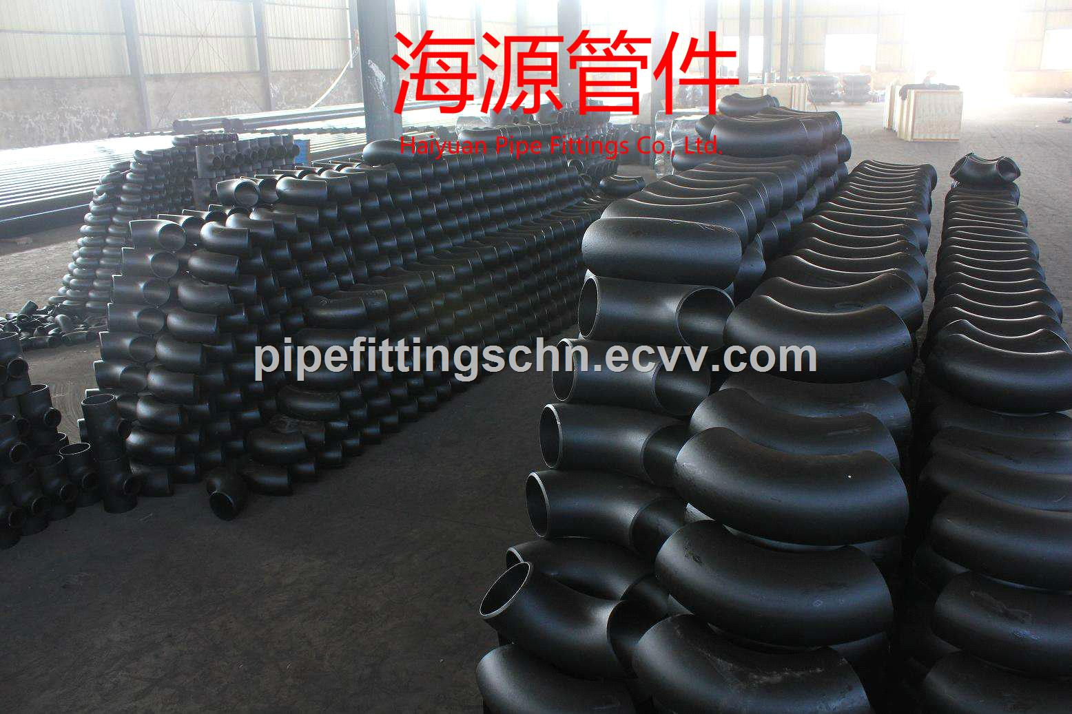 Carbon Steel Elbow 90 Degree Pipe Elbow