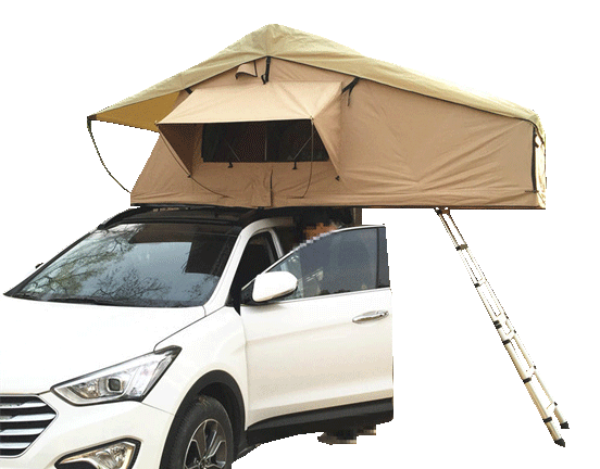 Camping Tent Soft Shell Car Roof Tent