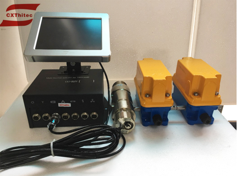 Tower Crane Safety Protection Load Moment Monitoring Indicator System Cxt90iic