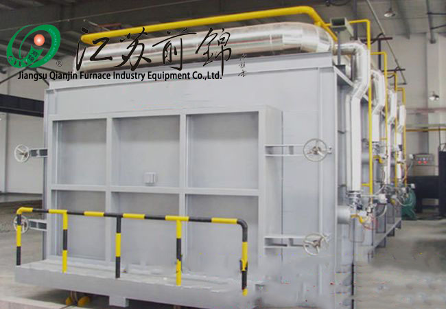 High Temperature Shuttle Kiln of 22 Cubic Meters, 1800 Degrees Celsius