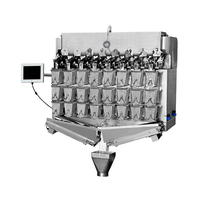 Screw Feeding Weigher for Weighing Mustard
