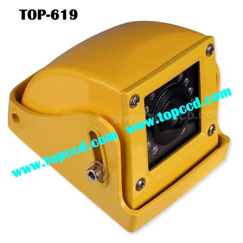Megapixel HD School Bus Surveillance Camera Vehicle-Mounted Camera from Topccd (TOP-619)