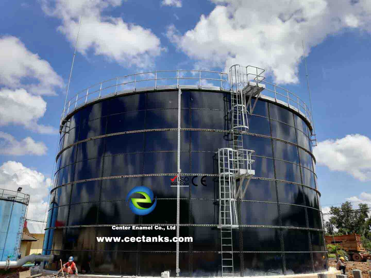 Wastewater Holding Tank Manufacturer with 30 Years In Water Tanks Design & Manufacture