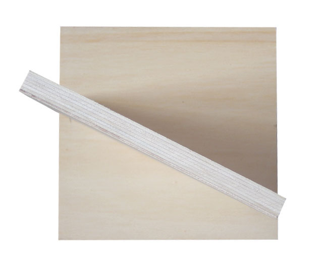 2.5-25 MM White Poplar Plywood