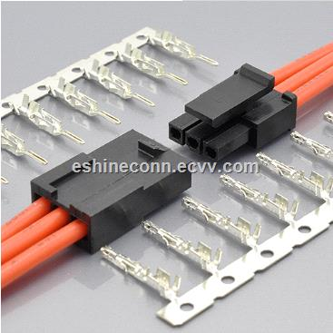 Plug Sokcet Housing Connector for LED Lamp Cable