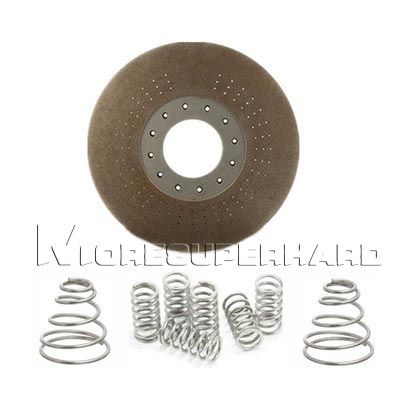 CBN Grinding Disc for Spring Grinding