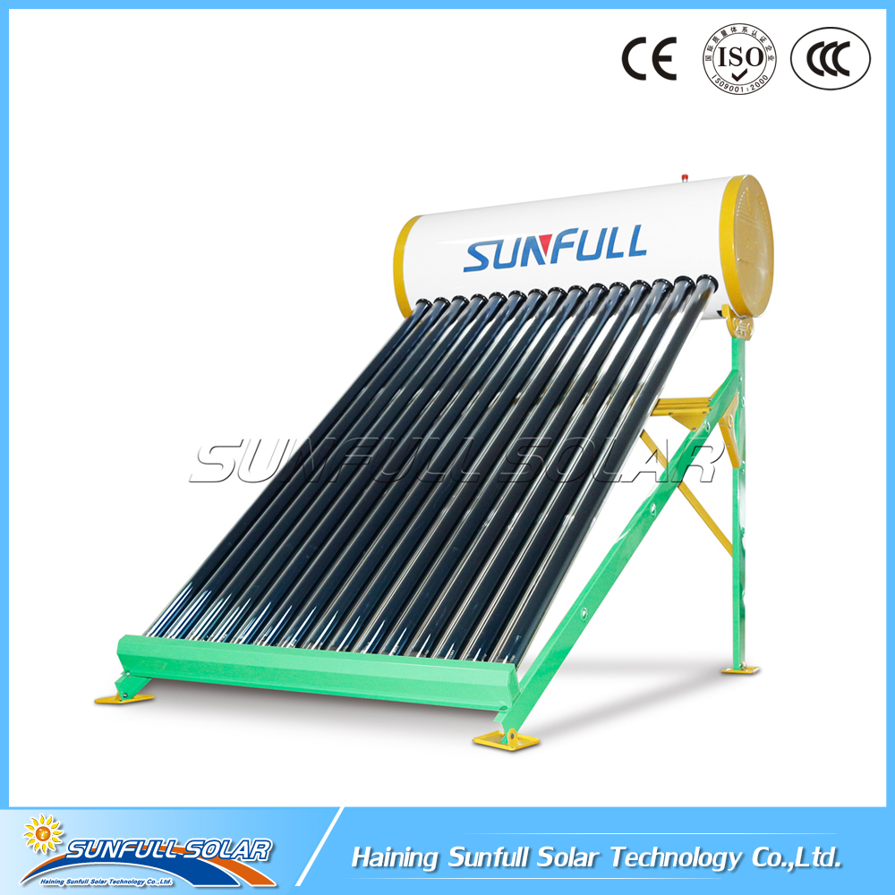 2019 New Design 150L Solar Water Heater by Professional Manufacturer