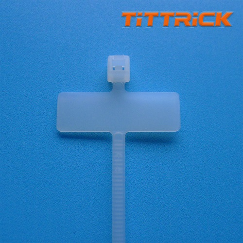 Tittrick Custom Imprinting Cable Ties Super Quality UV Protection