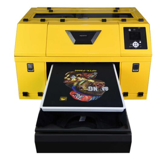 China 350*400mm Printing Size Dtg Printer for t-Shirt