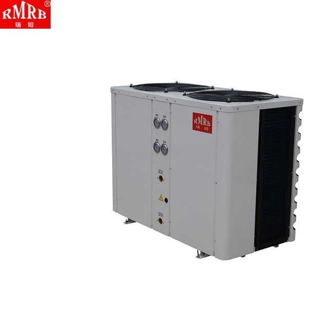 RMRB-15SR-2D 50kw Air Pump White Stainless Steel Heat Pump System