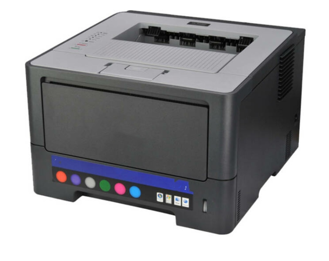 Black & White Double-Sided Laser Printer