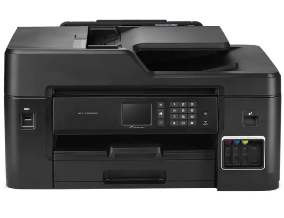 Print Copy Scanning Fax Machine All-In-One Automatic Double-Sided Wireless