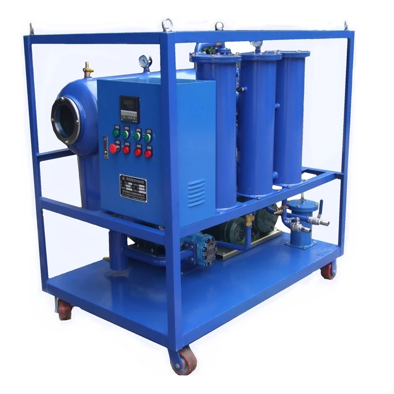 Direct Factory Supply Single Stage Transformer Oil Vacuum Purifier