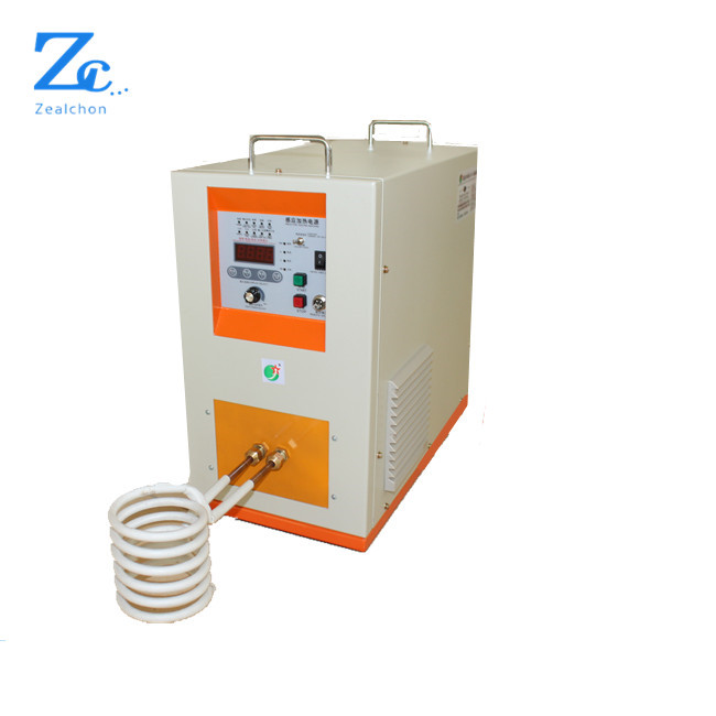 Portable Industrial Electric Melting Induction Furnace