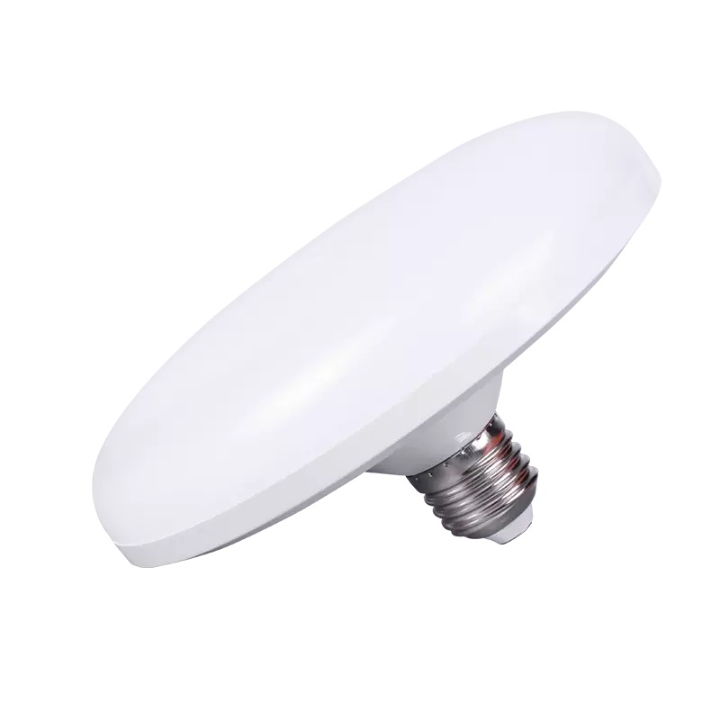 LED Bulb High-Power Energy-Saving Bulb Household Large Screw Mouth Super Bright Mining UFO Lamp