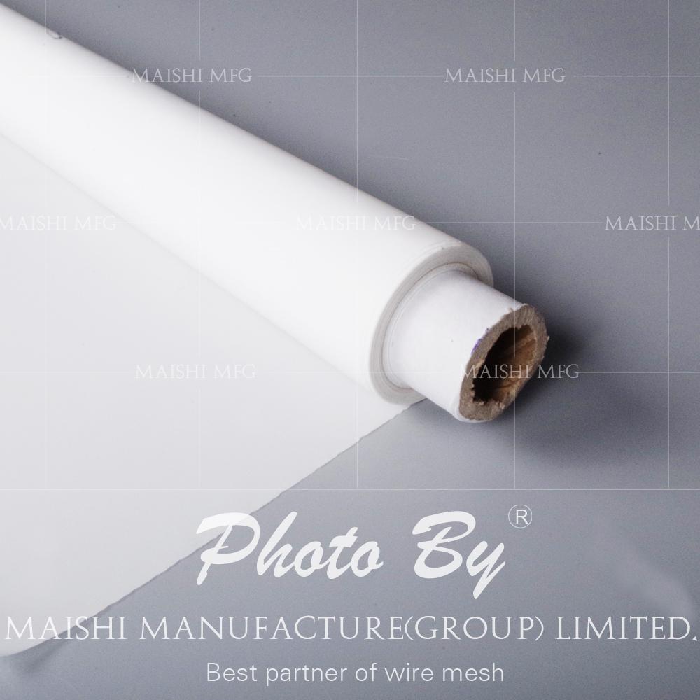 White safety nylon filter for filtration