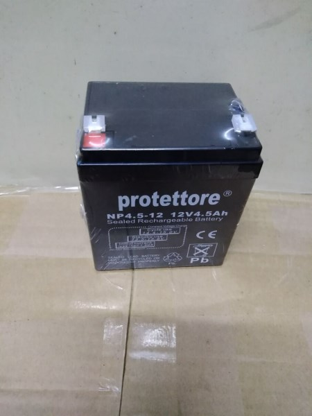 12v4.5ah Deep Cycle Battery with 10 Years Floating Design Life