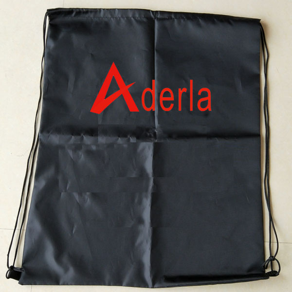 Custom Foldable Nylon Reusable Grocery Storage Promotion Drawstring Bag Aderla