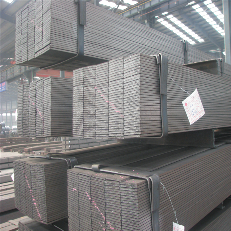 A36, SS400, Q235 Hot Rolled Mild Steel Flat Bar