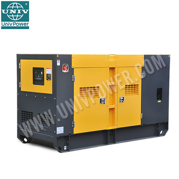 UNIV Hot Sale Denyo Design 10kva Small Silent Diesel Generator with Cheap Price