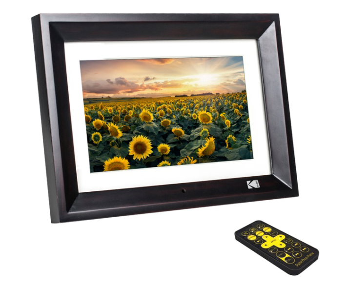 KODAK 10.1 Inch Digital Photo Frame, Digital Picture Frame Cloud Frame with IPS Touch Screen