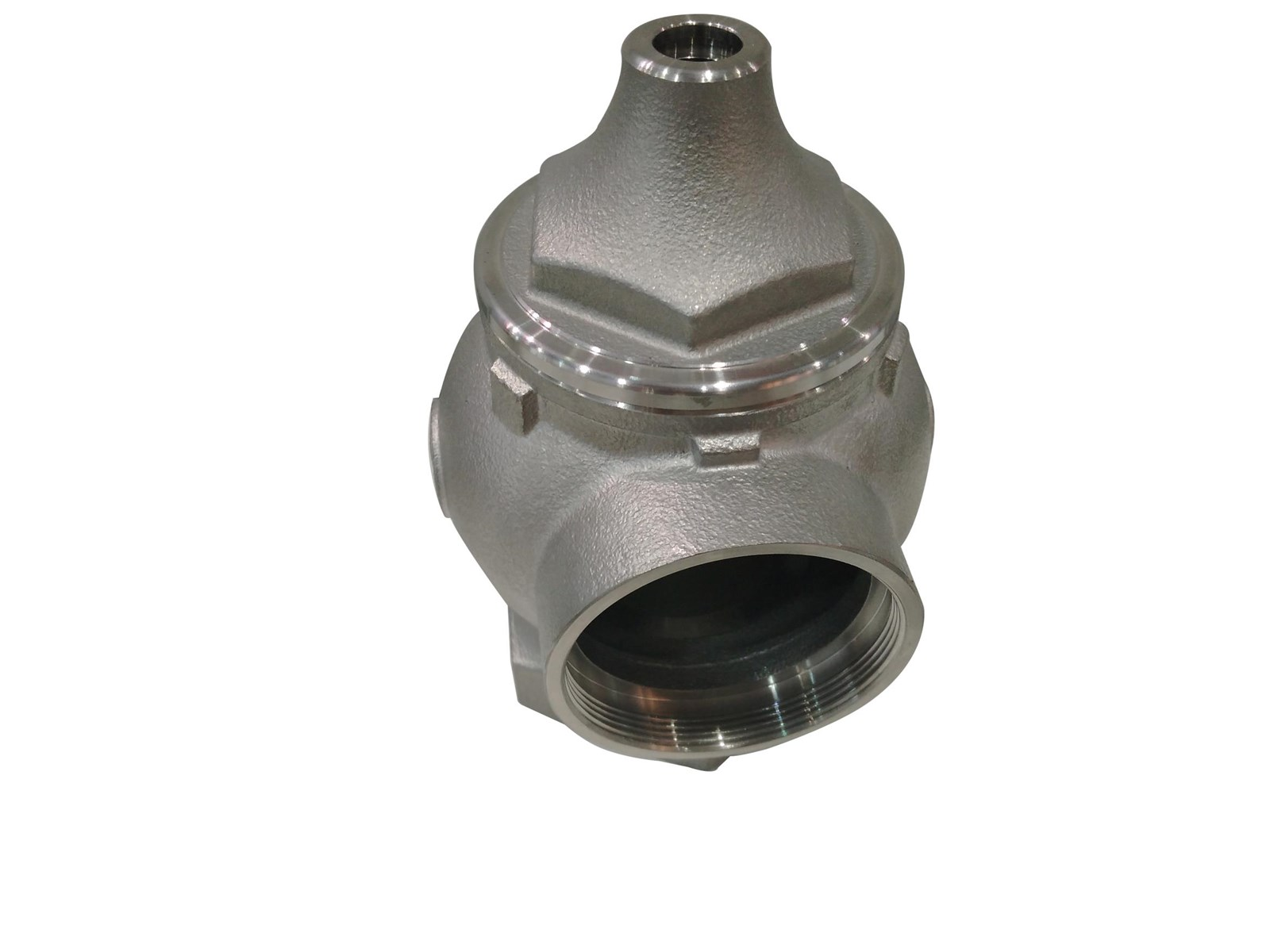 Precision Casting Pump Parts by JYG Casting