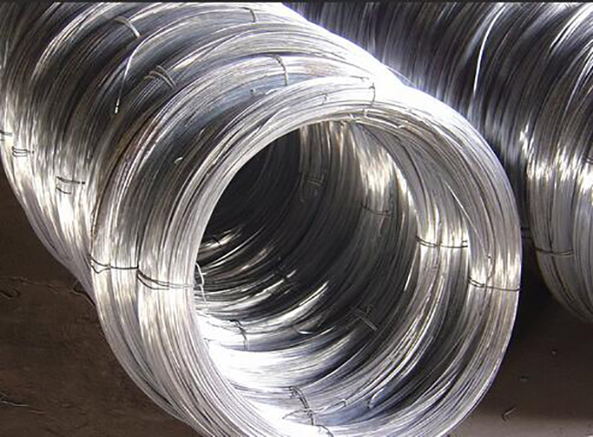 BWG20 Cold Drawn GI Steel Soft Binding Wire Low Carbon Q195 Q235