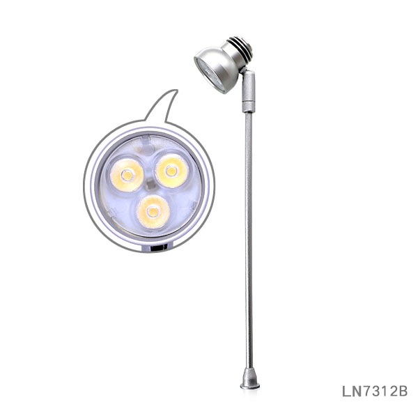 Brightness 3W LED under Cabinet Light for Jewelry Store LN7312B