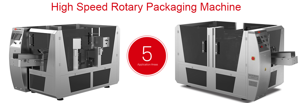 Potato Chips Rotary Premade Pouch Packing Machine