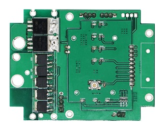 18S 30A Lithium Polymer Battery Pack Protection Circuit Board BMS for UAV Lithium Battery Pack