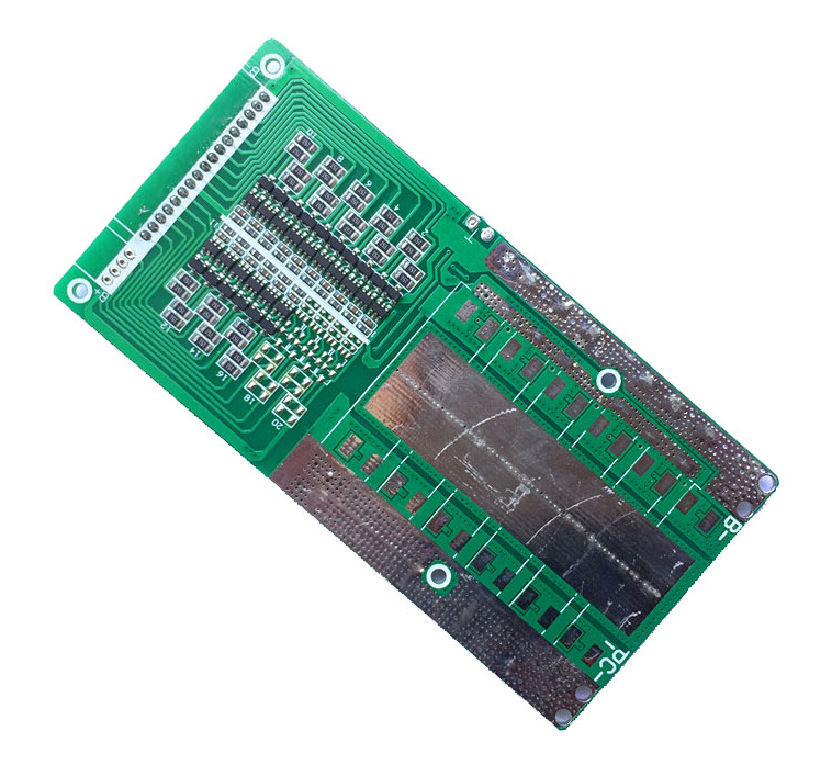OEM 14S 25A Drone Lithium Polymer Battery Pack Protection Circuit Board BMS for Lithium Battery Pack