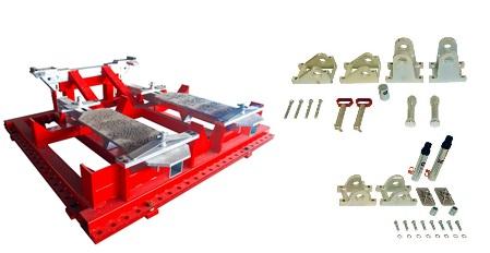 Heavy Duty Floor Straightening Systems for Trucks Buses Tractors Trailers Heavy Duty Straightening Equipment