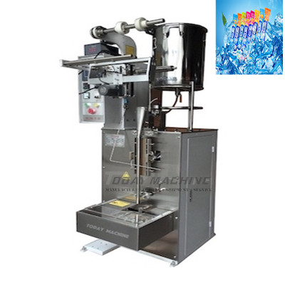 Plastic Sachet Liquid Ice Candy Popsicle Jelly Stick Juice Ice Lolly Packaging Filling & Sealing Machine