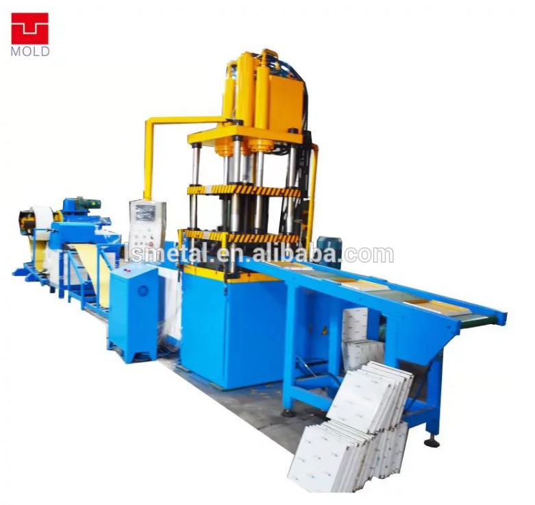 Full Automatic Ceiling Machine Whole Making Line