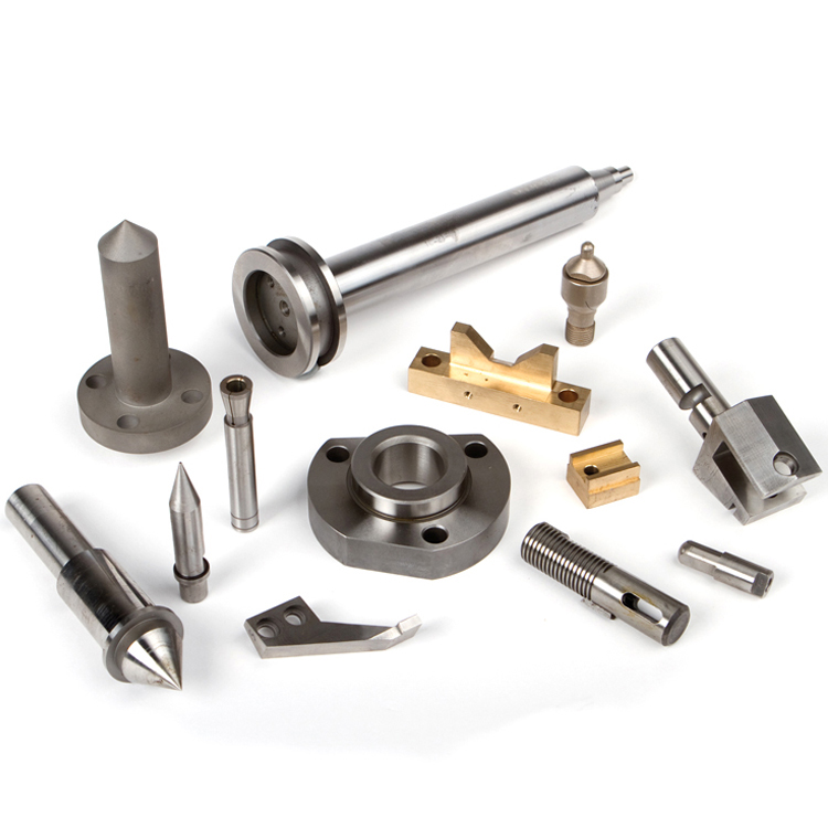 Cnc Machine And Lathe Center Milling Machining Aluminum Mini Part Brass Stainless Steel Turning