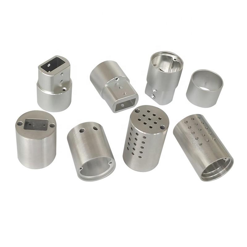 Custom Precision CNC Aluminum Metal Spare Car Auto Machining Parts