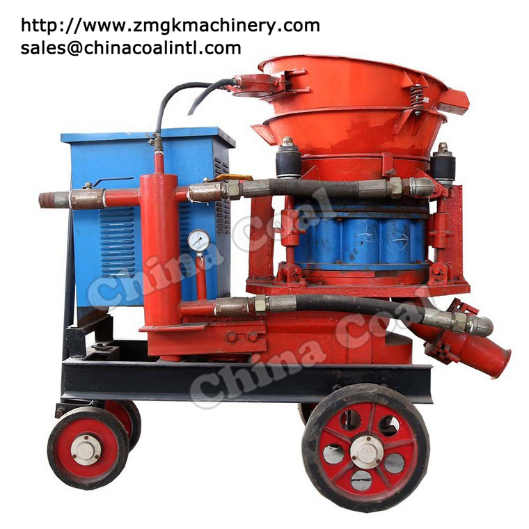 Wholesale Dry-Mix Shotcrete Machine