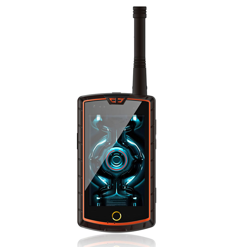 Cheapest Factory 4 Inch Octa-Core Android Rugged DMR Phone IP68 Rugged Digital Walkie-Talkie Phone with NFC DMR
