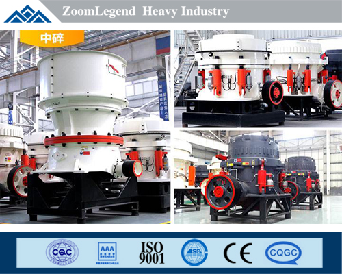 Saving Energy High Efficiency Spring Cone Crusher for Sale