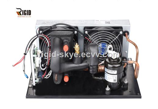DV1920E-P Developed Refrigeration Evaporator Water Chiller System for Chiller Refrigeration Cycle
