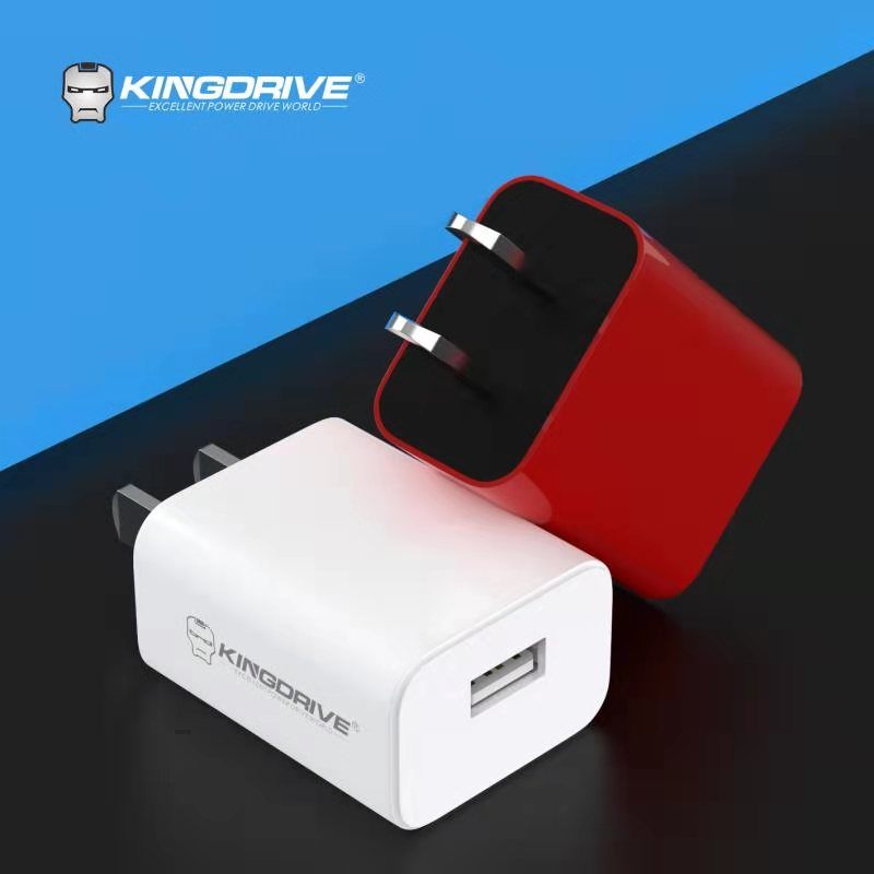 New Products Australian Plug Qualcomm Quick Wall Charger QC 3.0 5v 3A Simple Port USB Travel Charger for Mobile Phone