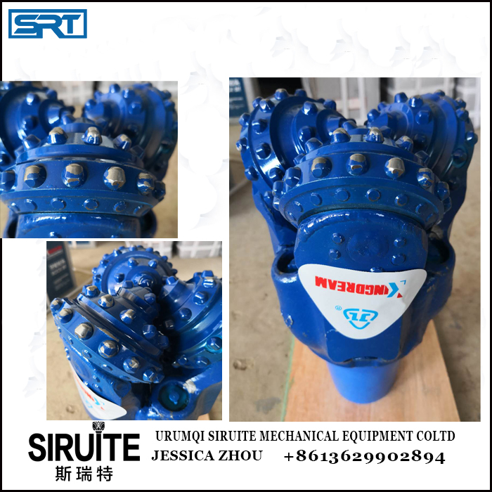 Tricone Drilling Roller Cone Bits for Oil & Gas Well Exploration