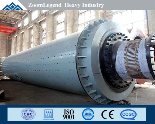 High Power & Good Price Overflow Ball Mill for Sale