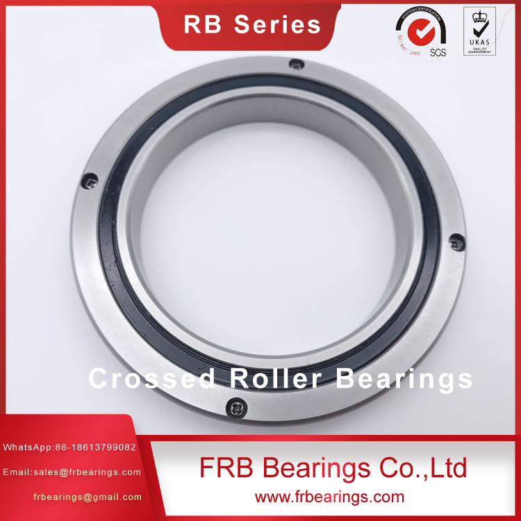 CRB12016 Crossed Roller Bearings, RB Series Nsk Cross Roller Bearing, Slewing Ring Turntable for Medical Equipment