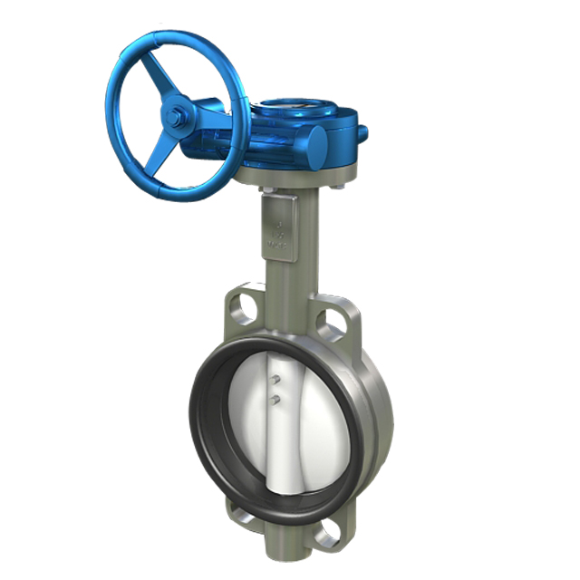 Center Line Butterfly Valve Soft Sealing
