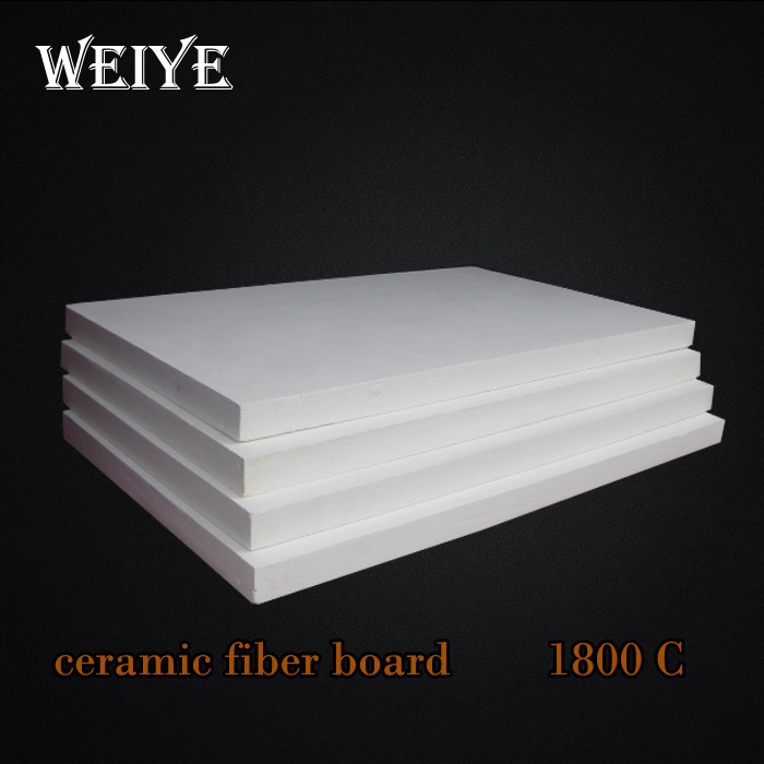 High Temperature Insulation Alumina Fiber Board Ceramic Fiber Board