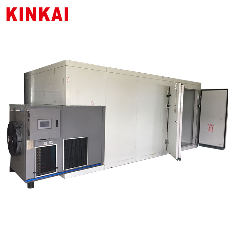 High Drying Quality Hot Pump Strawberry Berry Fruit Food Drying Machine