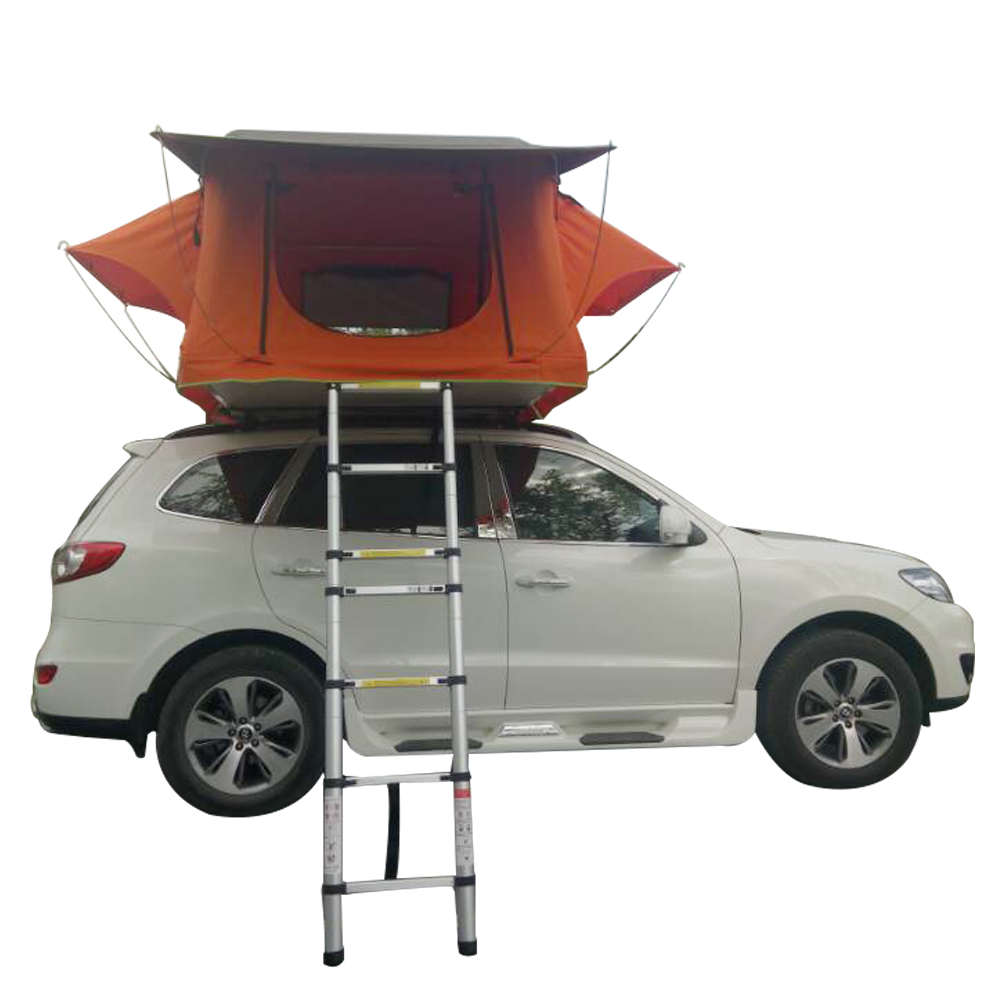 4 Persons Electric Fiberglass Car Roof Top Tent