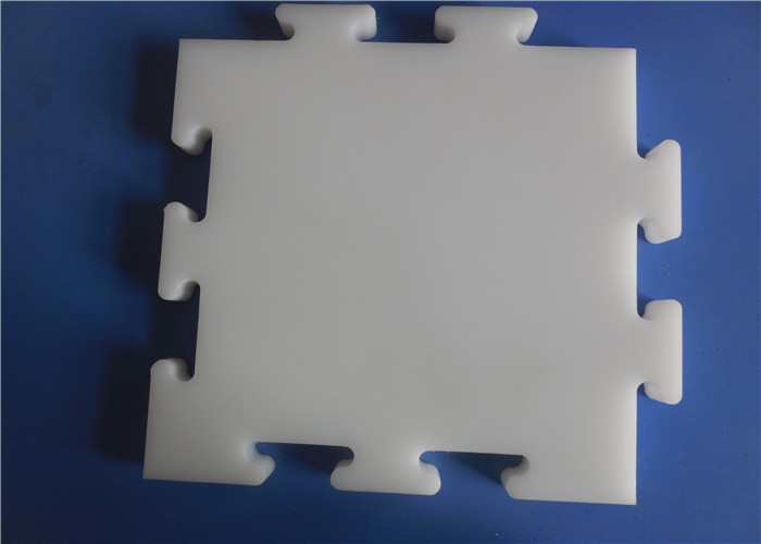 Self Lubricating & Easy Moving Uhmwpe Plastic Synthetic Ice Panel Sheet 1000mm x 1000mm