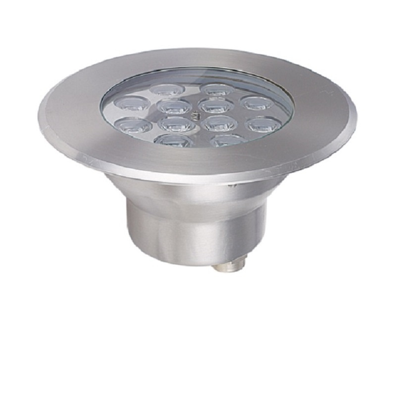 Stainless Steel Floor LED Lights